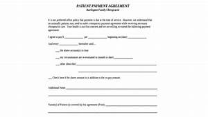 Installment Payment Agreement Sample Payment Agreement Form Samples 9 Free Documents In Pdf