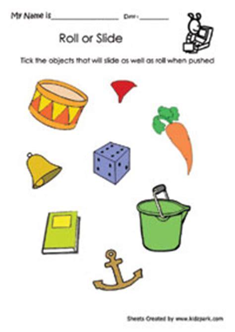 activity sheet  tick  object  roll