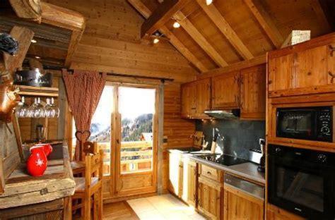 cuisine montagne chalet id 233 es de d 233 coration et de mobilier pour la conception de la maison