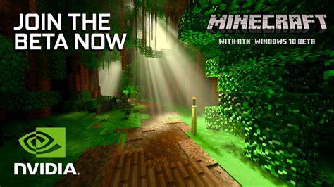 minecraft  rtx beta game ready driver