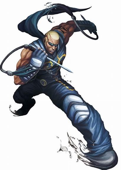 Raven Tekken Fighter Street Artwork Character Dark