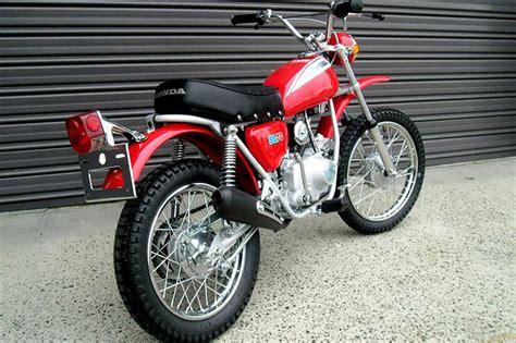 Honda Sl70 'k0' Mini Bike Auctions