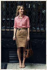 17 Best ideas about Khaki Skirt Outfits on Pinterest | Summer wear Wrap skirts and Khaki style