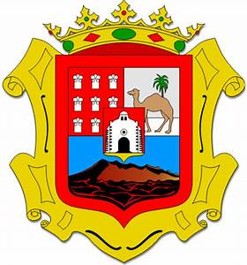 Tinajo Símbolos de Canarias, banderas y escudos de las islas