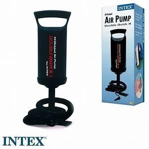 Piscine Gonflable Avec Pompe : intex pompe main pour piscine achat vente pompe ~ Dailycaller-alerts.com Idées de Décoration