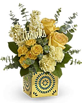 Thank You Messages for Flowers
