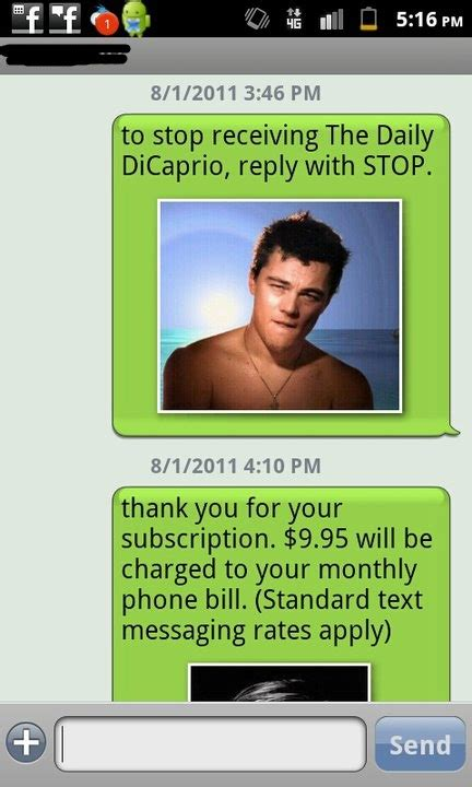 to play with friends the phone pranks friend with daily dicaprio phone service