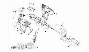 Proheat Heat Gun Replacement Parts