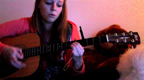 Taylor Swift-You belong with me (cover by moa) - YouTube