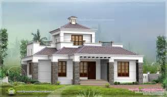 one floor house single floor home with stair room in 1500 sq ft home kerala plans