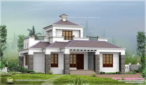 one floor house june 2013 kerala home design and floor plans