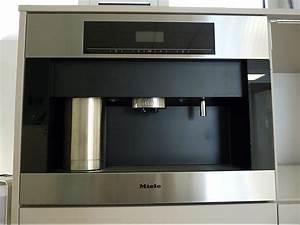 Kaffeevollautomat Mit Mahlwerk : sonstige und zubeh r einbau kaffeevollautomat mit mahlwerk miele cva 5060 miele k chenger t von ~ Eleganceandgraceweddings.com Haus und Dekorationen