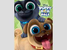 Puppy Dog Pals New Animated Series Coming to Disney in