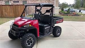 Polaris Ranger 52 U0026quot  Curved Light Bar Installation