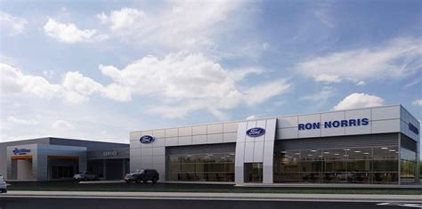 Rush To Complete Renovations On Ron Norris Ford Dealership