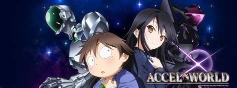anime discovery  accel world   mind