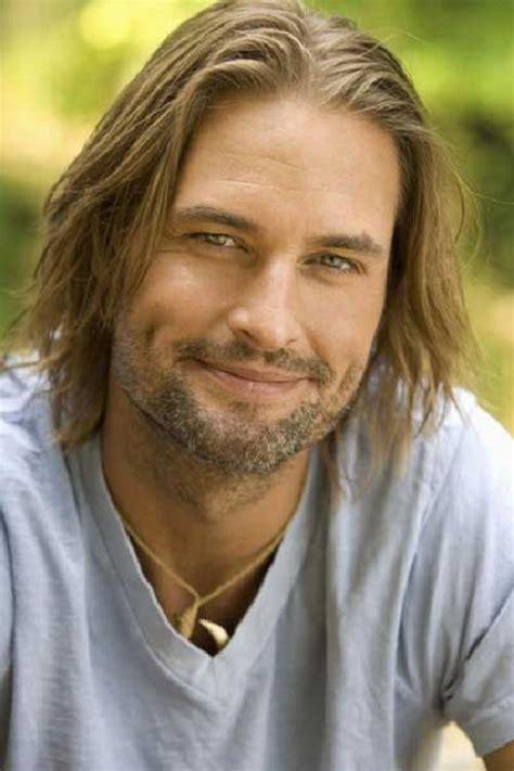 male celebrities  long hair mens hairstyles