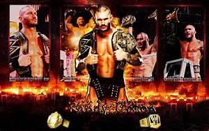 Randy Orton Unified WWE Champion Wallpaper #2 by AMJ07 on ...