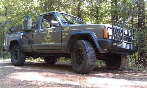 1988 lifted jeep comanche zombie 1988 jeep comanche pioneer photo gallery autoblog