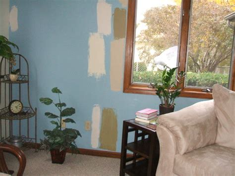 pick  paint color   sunroom