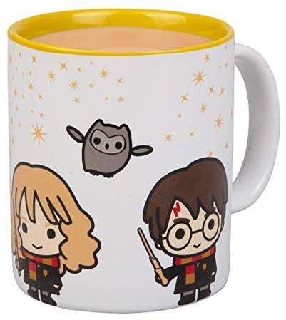 Buy harry potter mug and get the best deals at the lowest prices on ebay! Harry Potter Chibi Ceramic Coffee Mug - Harry, Hermione ...