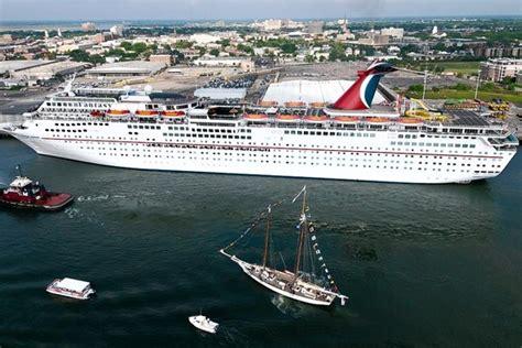 Charleston Cruise Ships | Gator Preservationist