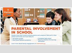 Federal Program Title I Program Parent Engagement