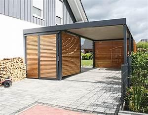 Garage Oder Carport : garage carport archive das eigene haus ~ Buech-reservation.com Haus und Dekorationen