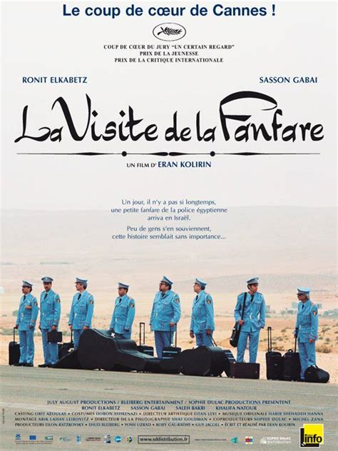 Regarder La Visite De La Fanfare En Streaming Film En