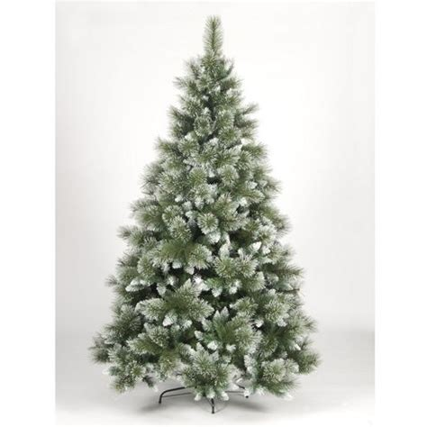 buy 7ft hudson s bay frosted green pine artificial