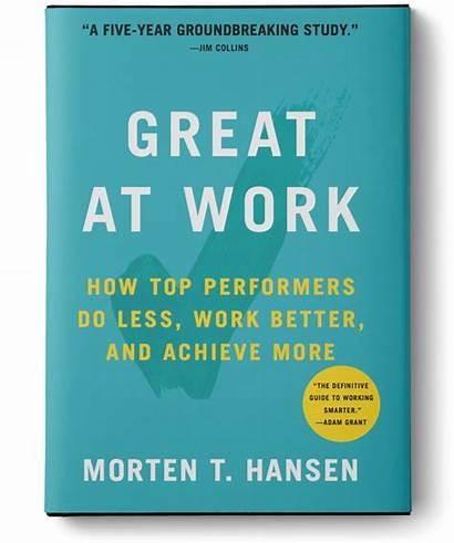 Hansen Morten Better Performers Recurring Ministry Problem