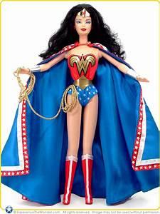 Mattel Barbie DC Comics: Collector Edition Doll – Wonder