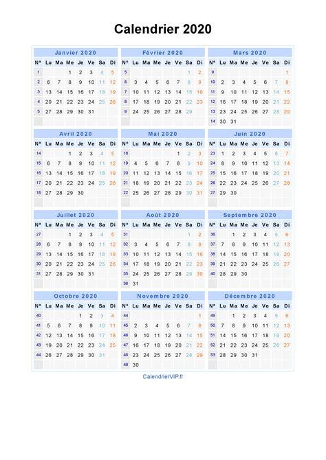 calendrier imprimer gratuit en excel