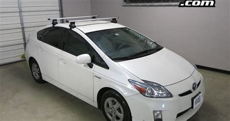 prius roof rack rack outfitters toyota prius 5dr thule rapid traverse