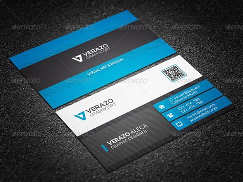 Best Visiting Card 25 Best Business Card Templates Photoshop Designs 2017