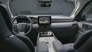 2018 Lincoln Luxury Pickup Truck Interior - Ausi SUV Truck 4WD
