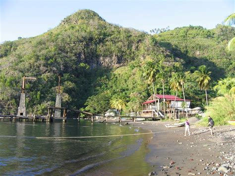 Panoramio - Photo of Wallilabou Bay, St.Vincent, Kulisse ...
