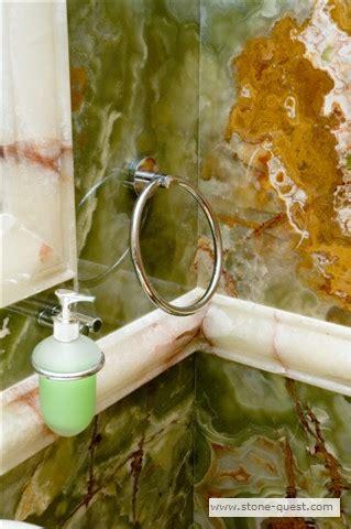 onyx bathroom by quest green onyx bathroom