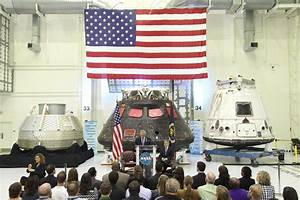 'State of NASA' Address at Kennedy Space Center | NASA
