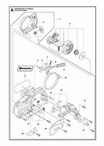 Husqvarna 455 Rancher Parts Diagram