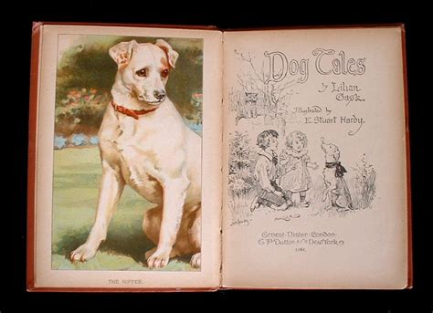 Dog Tales A Dogs Book Old Childrens Books