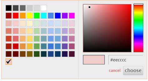 top   javascript  jquery color picker plugins  code world