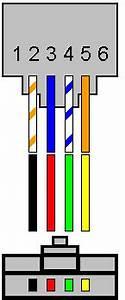 Phone Jack Rj11 Wiring Diagram Cat 3 Cable