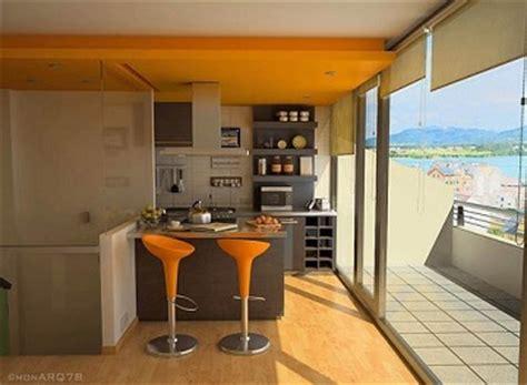 cocina en  loft cocinas de planta abierta