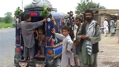 Kunduz Residents Flee Province As Fighting Intensifies