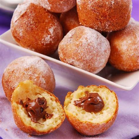 recette de cuisine petit chef recette beignets au nutella