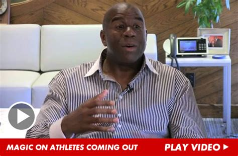magic johnson tells  gay son black hatred