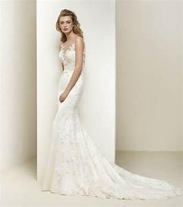 Robe Mariage 2018 : photo robe de mari e pronovias 2018 mod le dralia ~ Melissatoandfro.com Idées de Décoration