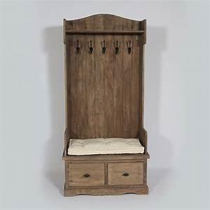 Meuble D Entrée Vestiaire : meuble entree vestiaire occasion ~ Teatrodelosmanantiales.com Idées de Décoration