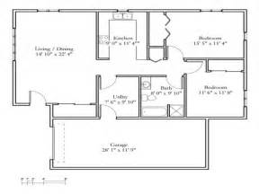 Bedroom Cottage Plans Photo by Small 2 Bedroom Cottage 2 Bedroom Cottage Floor Plans